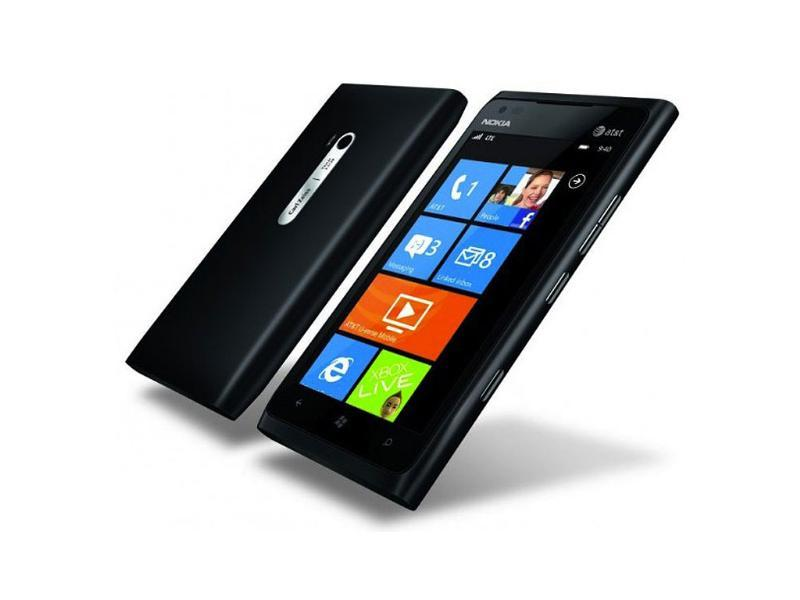 The Lumia 900 is Nokia's first Windows phone for the AT&T network, and the first Nokia phone to use AT&T's faster wireless
