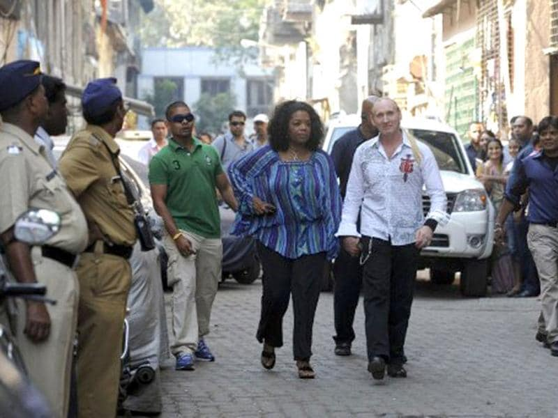 To know what it is like to be an Indian, Oprah met people from Bollywood and apparently explored several other aspects.