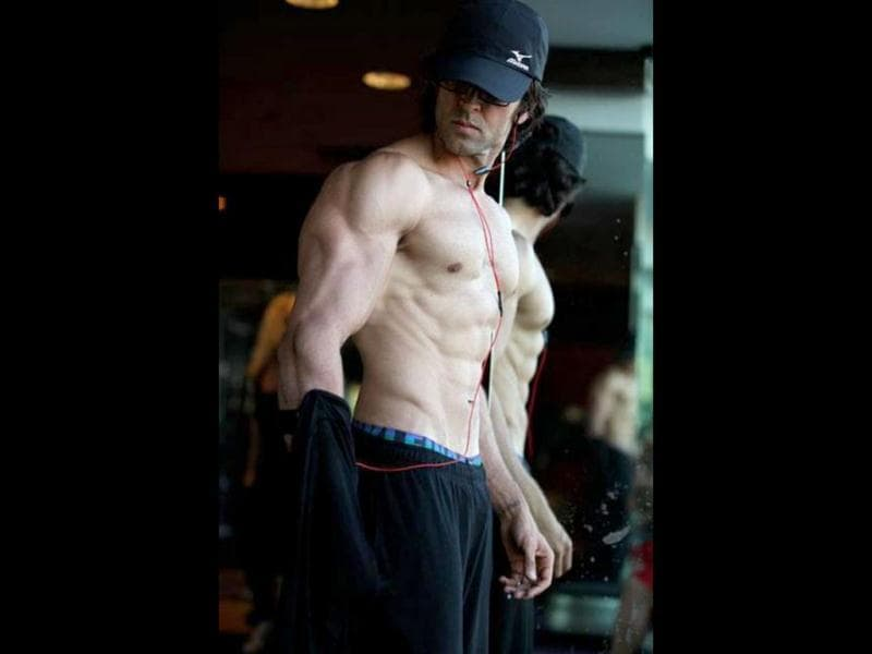 Hrithik Roshan is back to his fab self.
