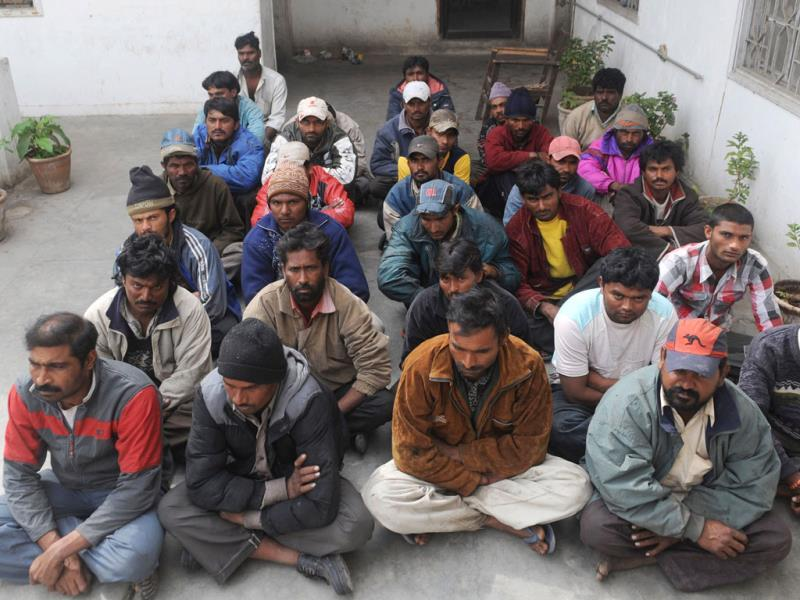 According to the government's data, 464 Indian fishermen are in Pakistani custody but the government of Pakistan admits to the presence of only 303 Indian fishermen in their jails. (AFP File Photo)