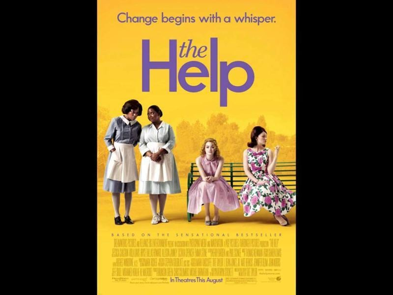 Best Picture nominated The Help is about an aspiring author of the 1960s who decides to write a book detailing the African-American maid's point of view on the white families for whom she works, and the hardships she goes through on a daily basis. It is also nominated for Best Actress (Viola Davies).
