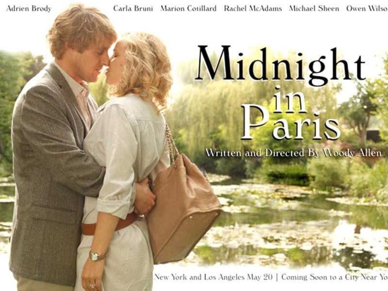 Midnight in Paris has been nominated for Best Picture and Best Director. The film is a romantic comedy about a family traveling to the French capital for business. The party includes a young engaged couple forced to confront the illusion.