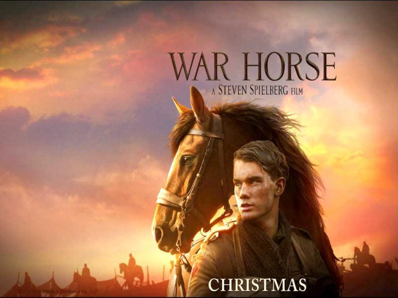 Veteran director Steven Spielberg's equine epic War Horse got six nods for the Academy Awards, including Best Picture, Best Cinematography, Best Music among others.