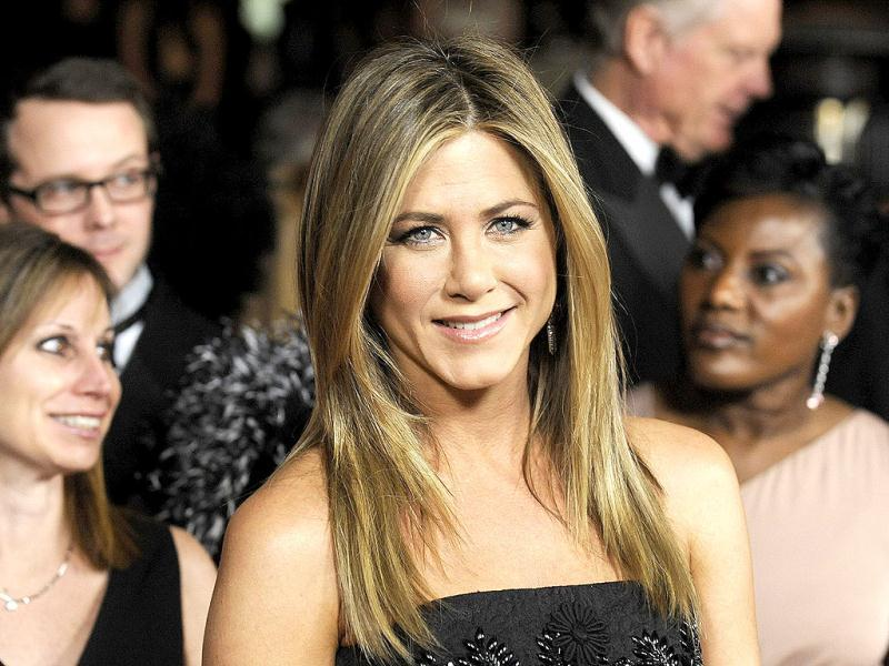 Jennifer Aniston attends the 64th annual Directors Guild of America Awards in Los Angeles. Reuters