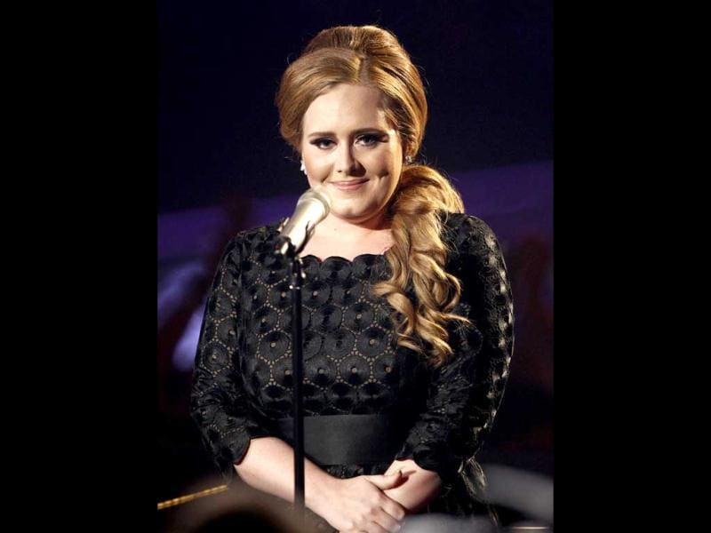 Adele is nominated in six categories which include- Album Of The Year, Record Of The Year, Song Of The Year, Best Pop Vocal Album, Best Pop Solo Performance.