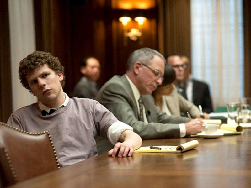 October 10, 2010 - Columbia Pictures releases The Social Network, a film about Facebook's beginning, directed by David Fincher and written by Aaron Sorkin.