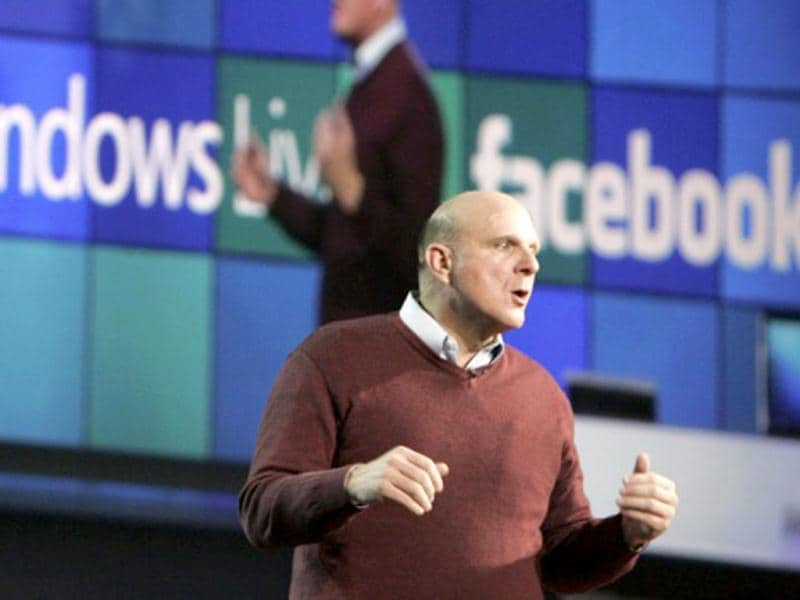 October 24, 2007 - Microsoft Corp announces that it purchased a 1.6 percent share of Facebook for $240 million, giving the company a total implied value of around $15 billion.