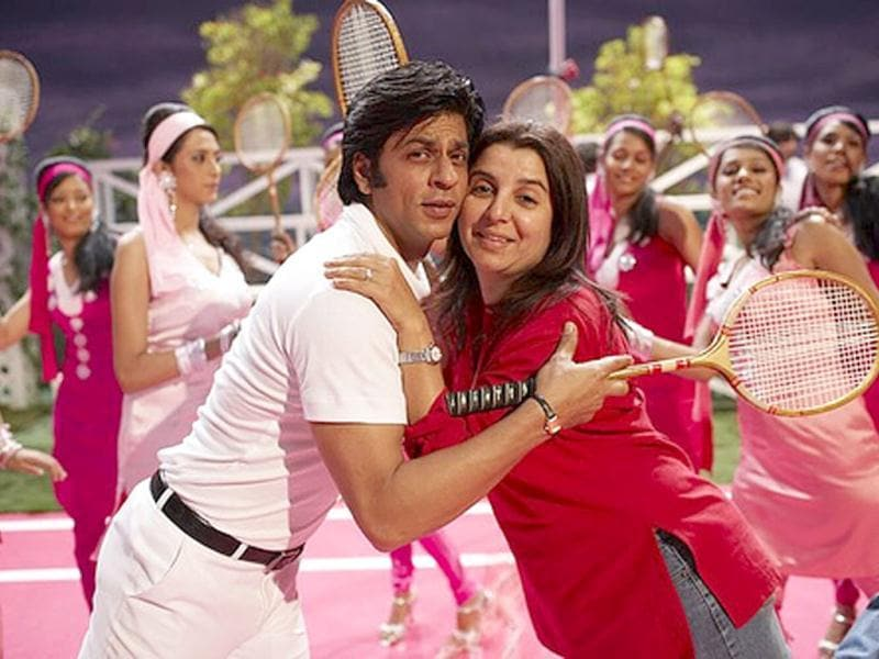 At one time, they were best buddies (as can be seen) with huge hits like Main Hoon Na and Om Shanti Om in their kitty and SRK even gifting a car to her but then things fell apart. However, now the two have patched-up after slapgate episode.