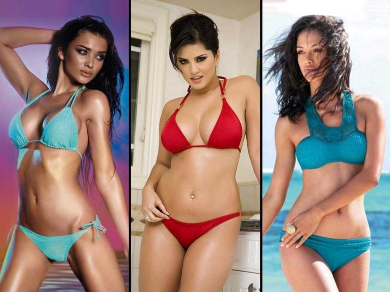 Sunny Leone is taking Hindi lessons for her Jism 2 role, Amy Jackson has made Bollywood debut with Ek Deewana Tha and Angela Jonsson gears up for her role in Salman Khan's film. Here's a look at more foreign babes.