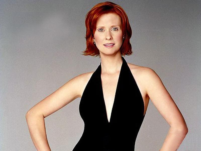 Cynthia Nixon was diagnosed with breast cancer in October 2006 during a routine mammogram. She initially decided not to go public with her illness because of the stigma involved, but in April 2008 she announced her battle with the disease in an interview with Good Morning America. Since then, Nixon has become a breast cancer activist.