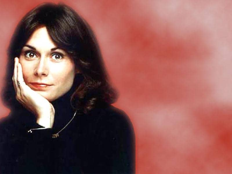 Actress Kate Jackson, one of most famous of 'Charlie's Angels', from the TV show of the same name, is a two-time breast cancer survivor.