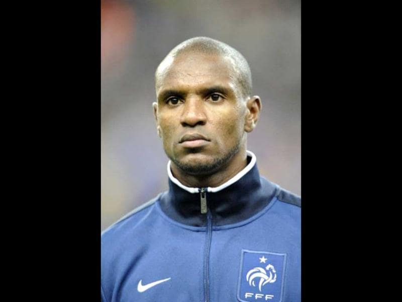 Eric Abidal: After being detected with a tumour on his liver in March 2011, Abidal went into surgery and not much was released about his condition. He returned on the field in May 2011, when Barcelona beat Manchester United 3–1 to win the Champions League final. (File photo: AFP/Bertrand Guay)