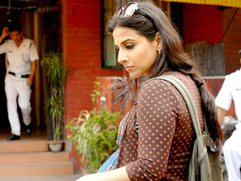 Kahaani will be Vidya Balan's second female-centric film after The Dirty Picture.
