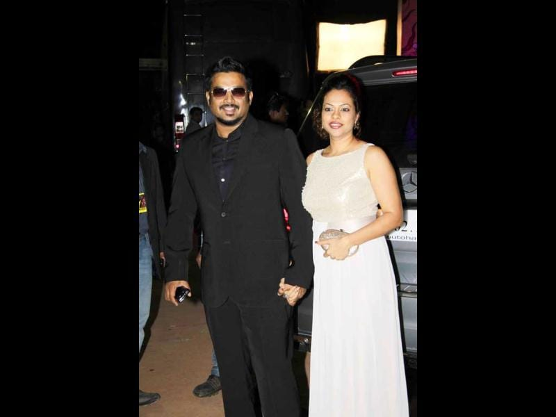 R Madhavan was also spotted at the awards function.