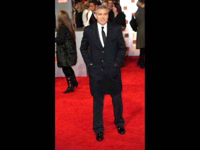George Clooney was nominated for the Best Actor award for his performance in The Descendants.