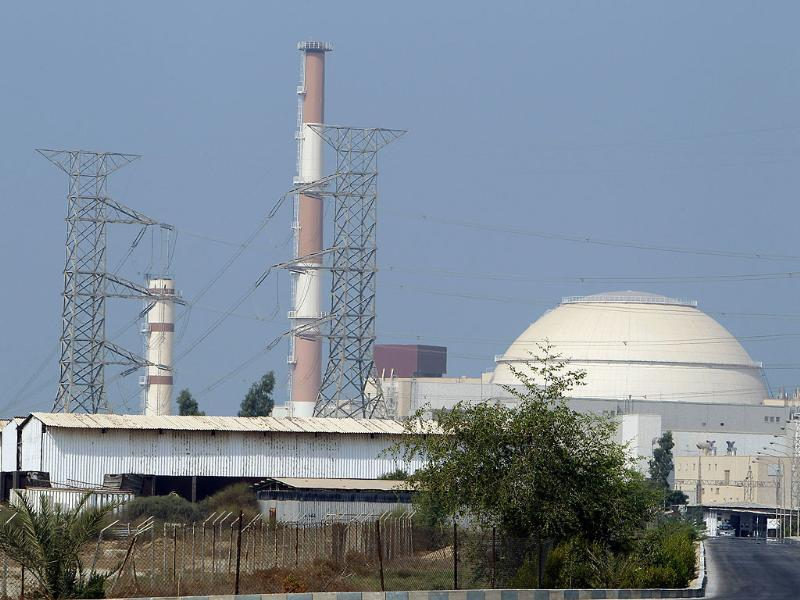 In 2010, Iran's Bushehr nuclear power station was hit by Stuxnet computer virus in what Tehran said was a cyber-attack by Israel and the United States. In November, Iranian President Mahmoud Ahmadinejad said that malicious software had created problems in some of Iran's uranium enrichment centrifuges, although he said the problems had been solved. In this file pic: A view of Bushehr nuclear power plant. (Text & photo: Reuters)
