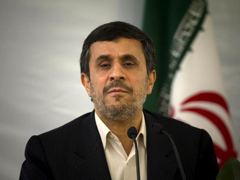 In past few years, there have been series of mysterious incidents involving Iran's nuclear industry and people working in it. Iran says its nuclear program is purely for civilian use but Western powers believe it has military goals. In this file pic: Iranian President Mahmoud Ahmadinejad at the 25th International Islamic Unity Conference in Tehran. (Text & photo: Reuters)