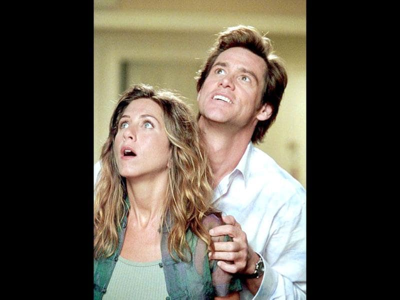 Jennifer was also seen playing the lead opposite Jim Carrey in Bruce Almighty.