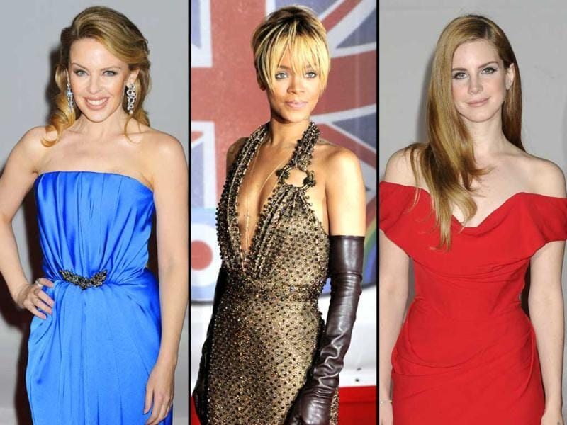 Celebrity singers including Rihanna and Kylie Minogue looked their best at the BRIT Awards recently. Adele and Ed Sheeran were stars of the night as they bagged album of the year and the best British male solo artist respectively.
