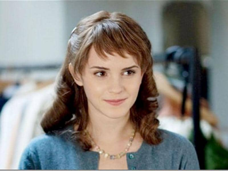 My Week With Marilyn will also see Emma Watson play the role of Lucy in the film.