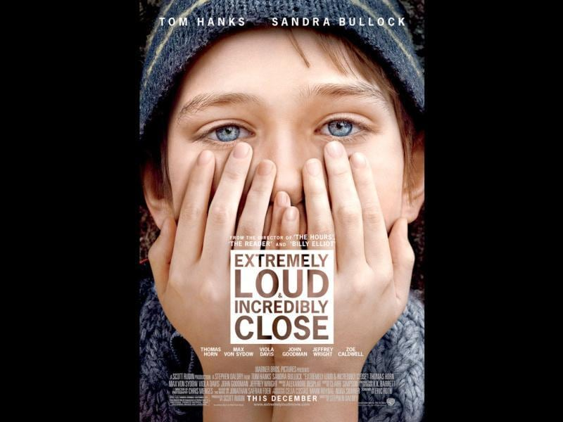 Extremely Loud & Incredibly Close has been nominated for Best Picture and Best Supporting Actor.
