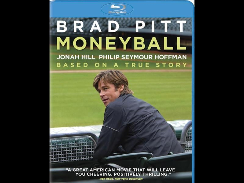 Moneyball has been nominated for Best Picture, Best Actor and Best Supporting Actor among others.