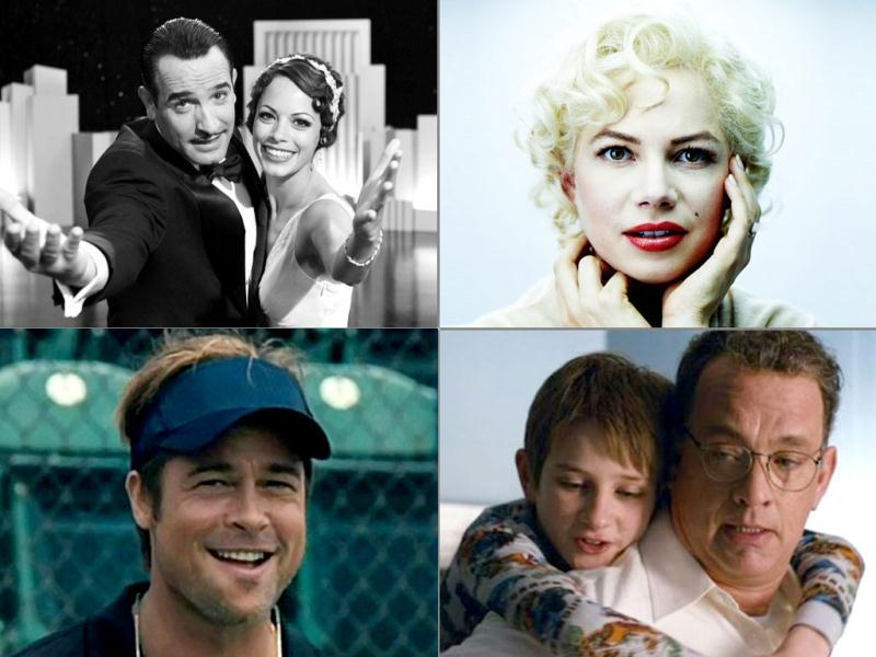 It's an Oscar weekend, not just in Hollywood, but in India too. Academy award-nominated films The Artist, Moneyball, My Week with Marilyn and Extremely Loud And Incredibly Close release in India just as they head for the much-covetted Oscar statuette.