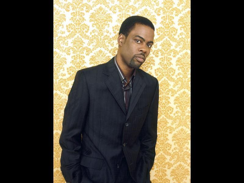 Former host and comedian Chris Rock