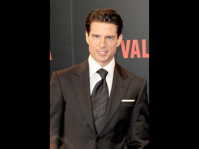 Mission Impossible actor Tom Cruise