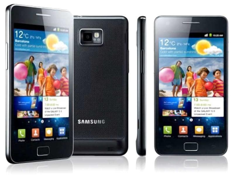 Samsung Galaxy S II: The Galaxy S II has a great 5MP camera and the ability to take photos and videos at varying resolutions, to manually choose the ISO/exposure/white balance/color options, as well as various scene settings such as beach/portrait/fireworks/sunset/text/etc.