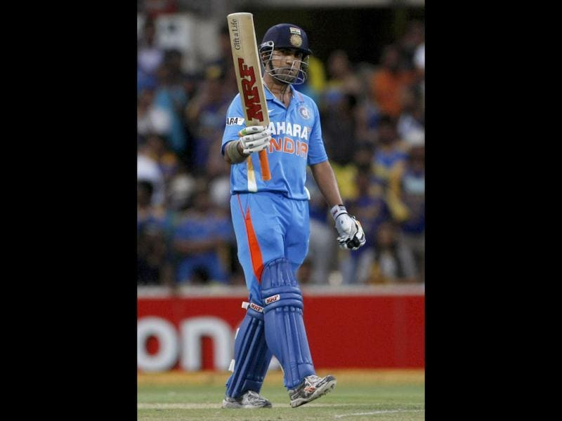 In absence of Virender Sehawag, Gautam Gambhir was expected to be vice captain of the team but Kohli was made the deputy. Gambhir is included in the squad as one of the six specialist batsmen. (Reuters)