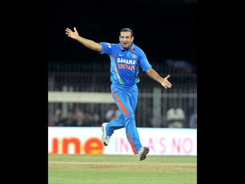 Irfan Pathan will share the pace bowling load with Vinay, Praveen Kumar and Ashok Dinda. (Reuters)