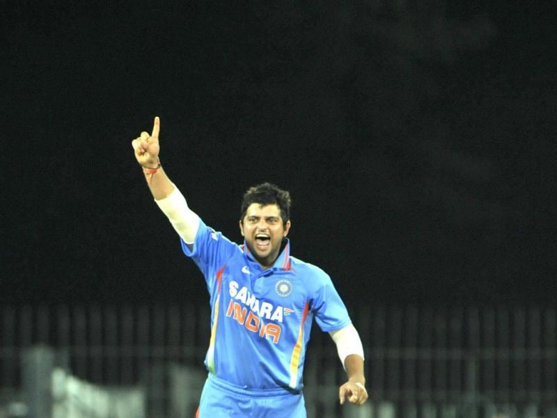 BCCI has retained Suresh Raina for Asia Cup despite his struggling performance throughout Australia tour. (Reuters)