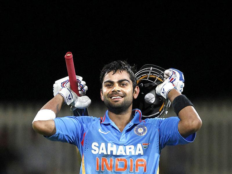 After his match winning performance against Sri Lanka at Hobart, Virat Kohli has been named vice captain of Indian team for Asia Cup. BCCI feels Kohli can be a future captain and it is important to groom him. (Reuters)
