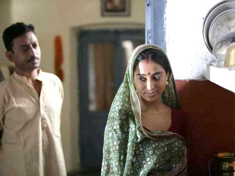 Tigmanshu Dhulia's Paan Singh Tomar stars Irrfan Khan and Mahie Gill in the lead.