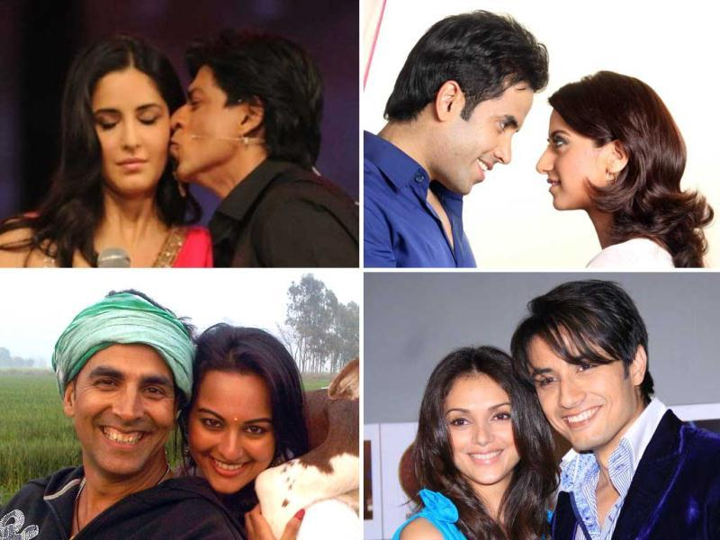 Get ready to see SRK romancing Katrina Kaif, Sonakshi Sinha playing Akshay Kumar's love interest and Aditi Rao finally getting a lead role, opposite Ali Zafar. Here's a look at the fresh casting in Bollywood.
