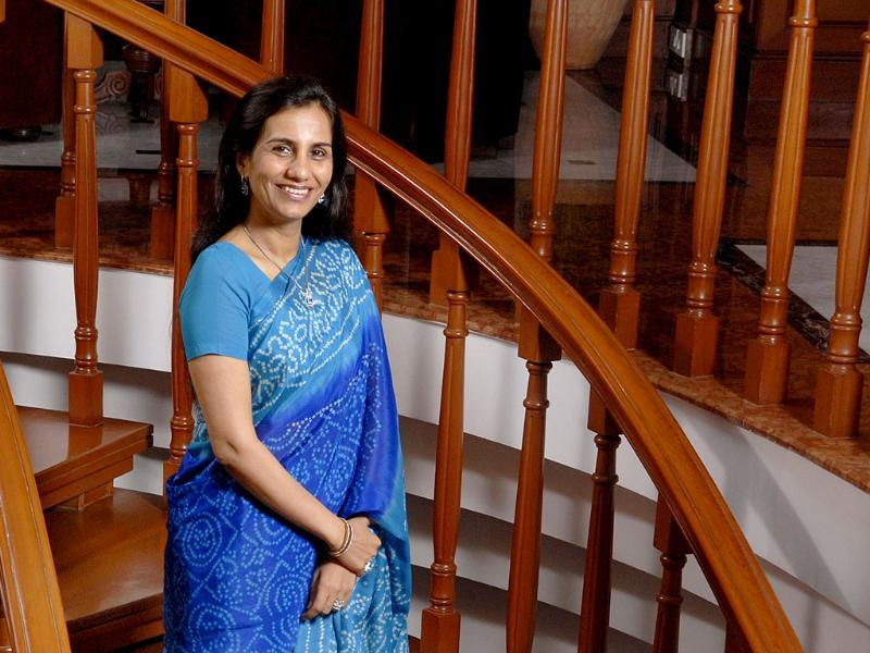 ICICI Bank chief executive officer (CEO) and managing director (MD) Chanda Kochchar.