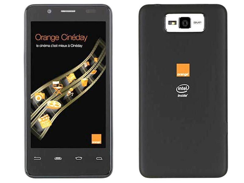 Mobile service provider Orange unveiled its first smartphone at MWC, the Orange Santa Clara. With a 1.6GHz Intel Atom Z2460 processor and 16GB of storage, the Santa Clara runs using the Android Gingerbread OS and comes with an 8MP camera. It also has NFC capabilities, and is due to hit UK and European stores in the summer.