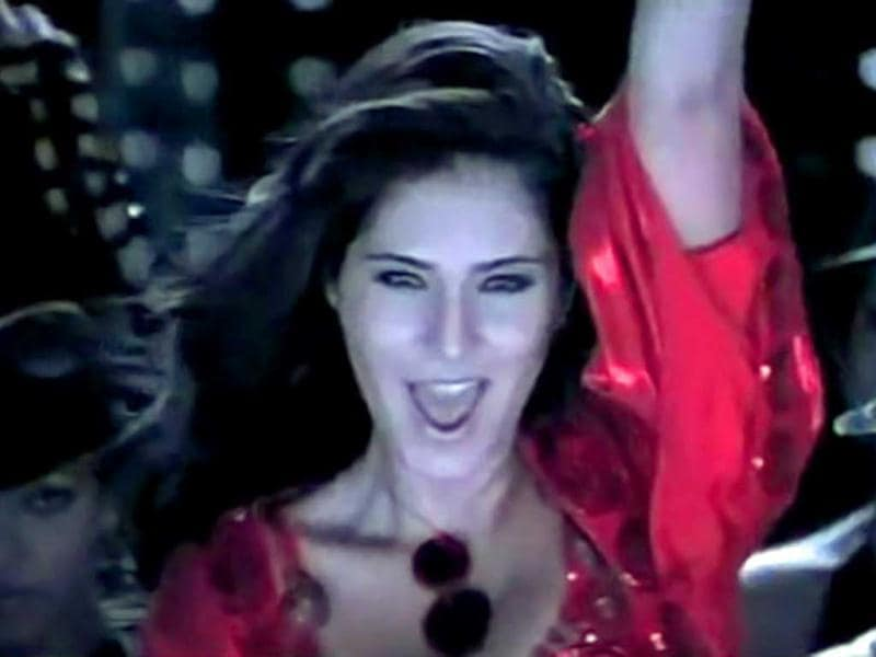 Brazilian model Bruna Abdullah came into the limelight with her song Reham Kare from Cash.