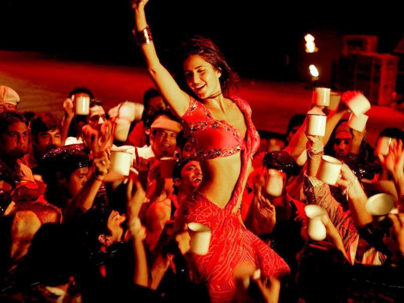 We are all familiar with the Katrina Kaif's sultry hip-shaking and belly-dancing number Sheila Ki Jawaani. Kaif is of British origin.