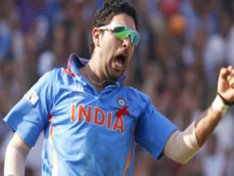 Even though Yuvraj Singh is undergoing treatment for a tumour between his lungs, the cricketer has kept his fans and well wishers informed about his progress via Twitter. Here's a glimpse of his life as he recovers in the US.