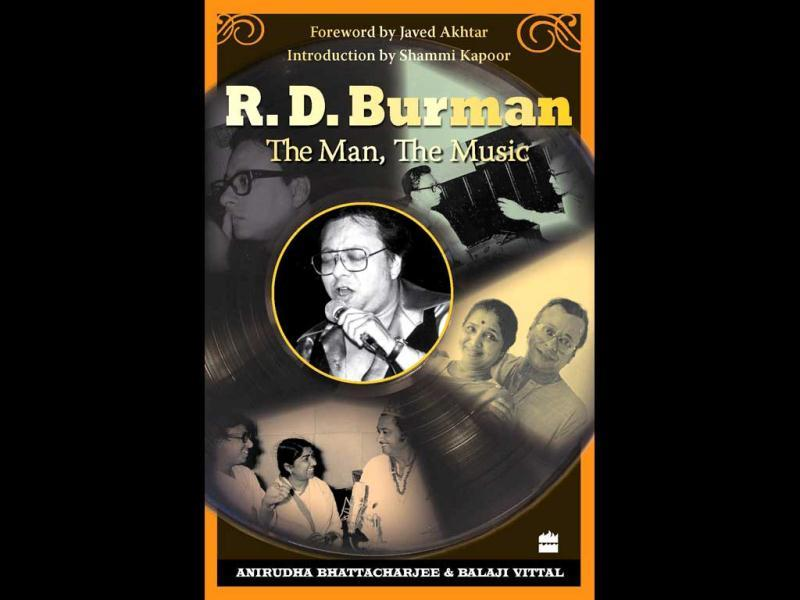 Best Book award went to RD Burman The Man, The Music by Anirudha Bhattacharjee and Balaji Vittal.
