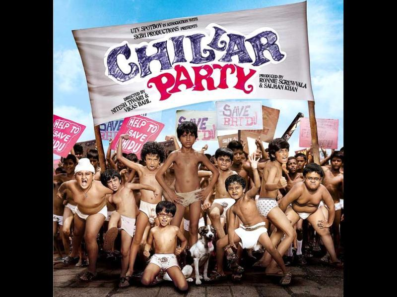 Vikas Behl, Nitish Tiwari won Best Screenplay award for Chillar Party. The film has also won award for Best Children's Film.