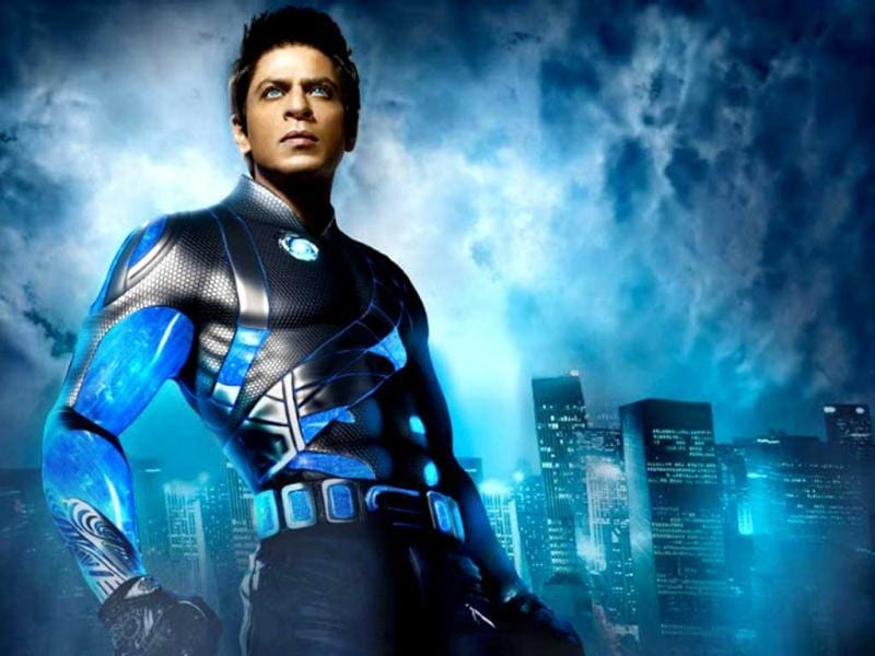 SRK's sci-fi venture RA.One won Best Special Effects award.