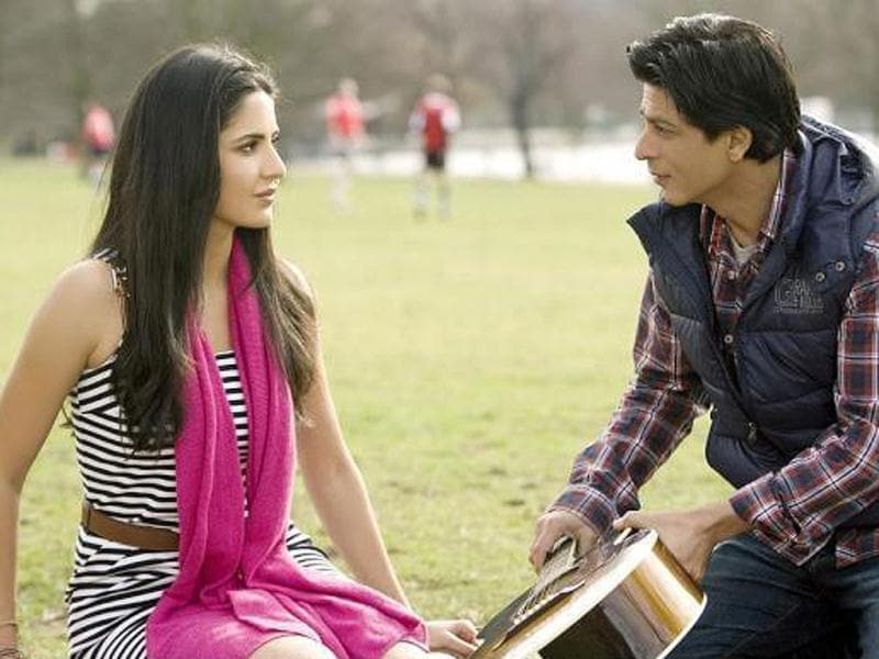 SRK and Katrina would be seen in YRF's much-awaited romcom.