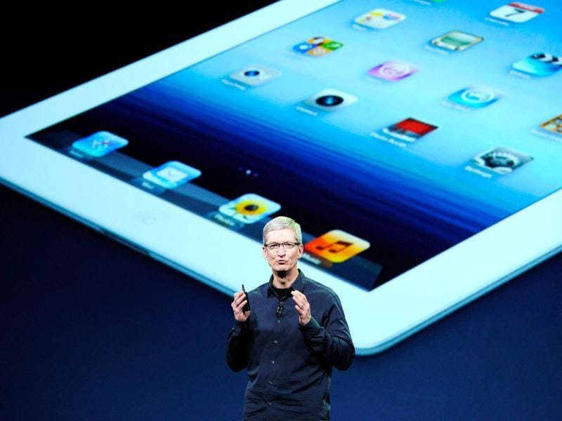 The new iPad will be capable of operating on a high-speed 4G LTE or Long-Term Evolution network. AFP Photo