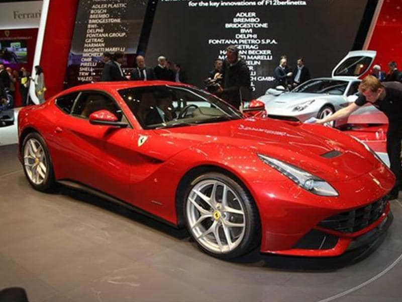 The F12 Berlinetta is the fastest and most powerful road car in the prancing horse's illustrious history.