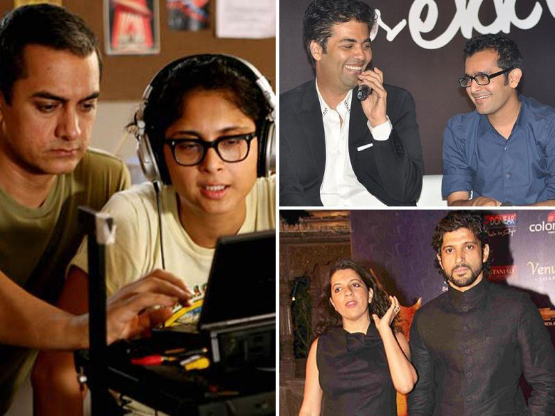 People these days want fresh talent and new faces on screen. A fresh crop of directors is changing the formula-driven Bollywood.