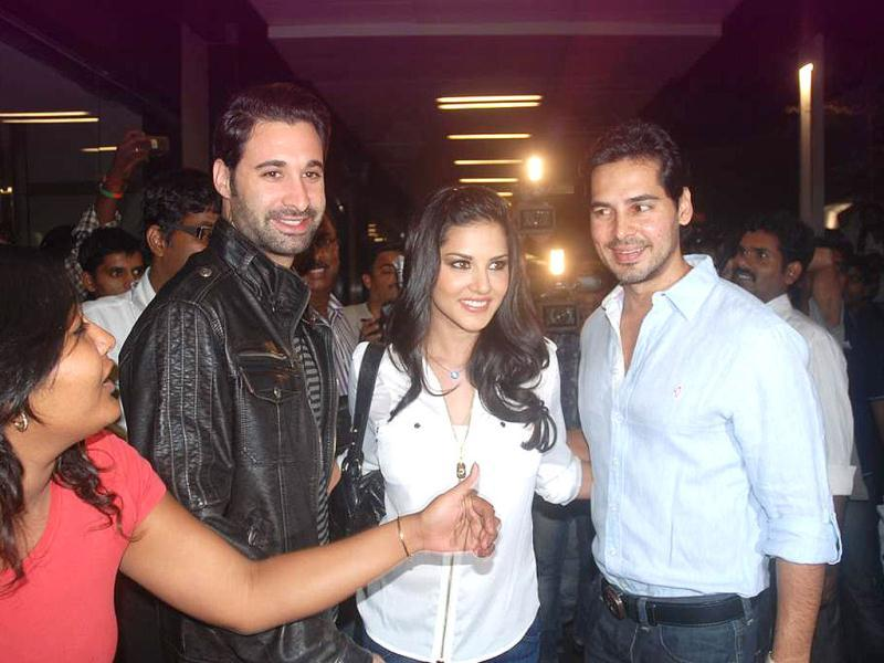 Sunny Leone will have to spend a little time away from her husband Daniel Weber while she shoots for Dino Morea's Jism 2 in India.