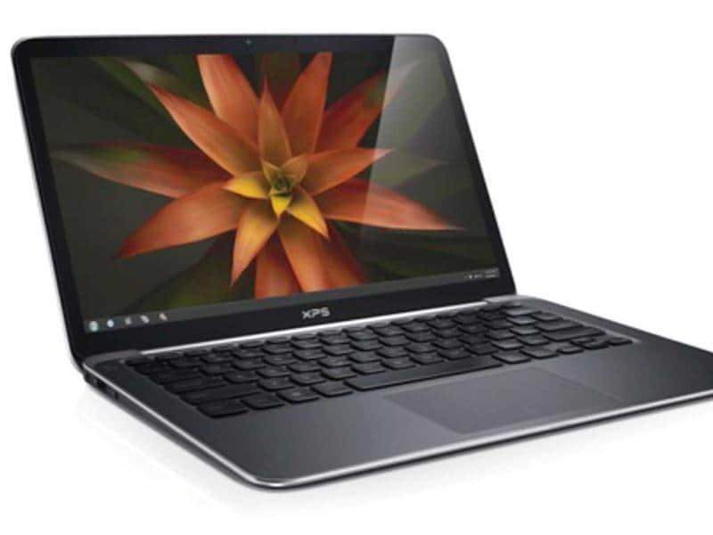 Dell XPS 13 Ultrabook manages to house a 13.3-inch LCD widescreen display in a frame that's less wider and deeper than a conventional 13-inch laptop. In fact, it's deceptively smaller with its dimensions and doesn't feel like a 13-inch notebook at all.